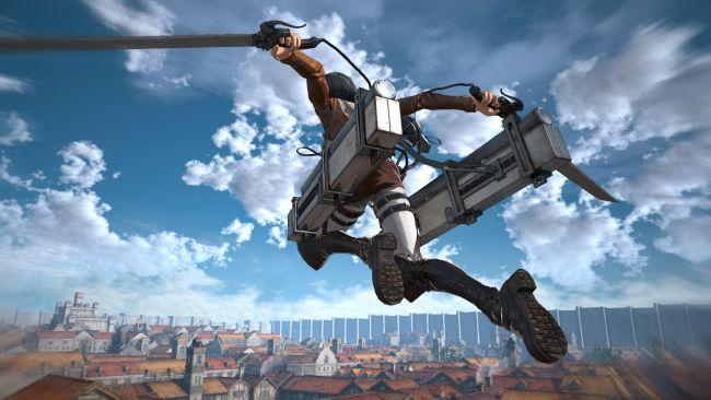 Attack on Titan - Screenshots - Bild 9