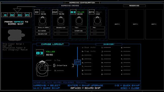 Duskers - Screenshots - Bild 4