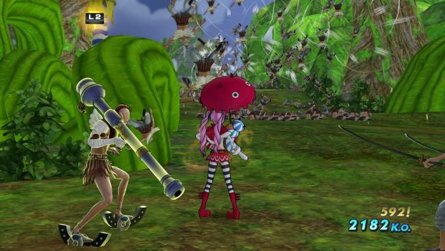 One Piece: Pirate Warriors 3 - Screenshots - Bild 14