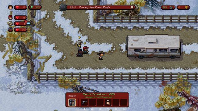 The Escapists The Walking Dead - Screenshots - Bild 24