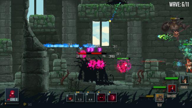 Warlocks vs. Shadows - Screenshots - Bild 10