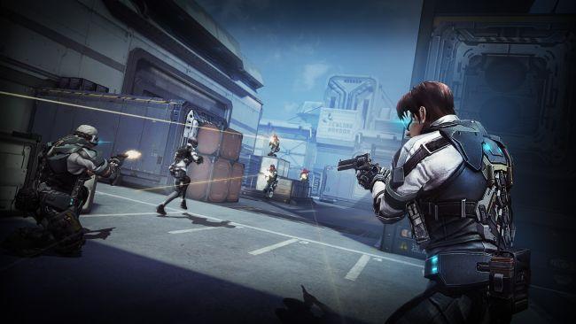 Ghost in the Shell: Stand Alone Complex - First Assault Online - Screenshots - Bild 7