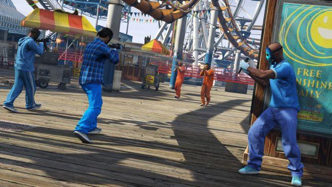 Grand Theft Auto Online - Screenshots - Bild 9