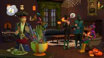 Die Sims 4 - DLC: Grusel-Accessoires - Screenshots - Bild 1