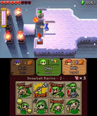 The Legend of Zelda: Tri Force Heroes - Screenshots - Bild 2
