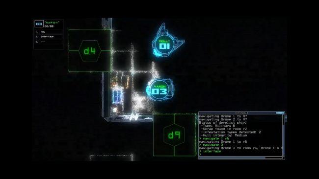 Duskers - Screenshots - Bild 1