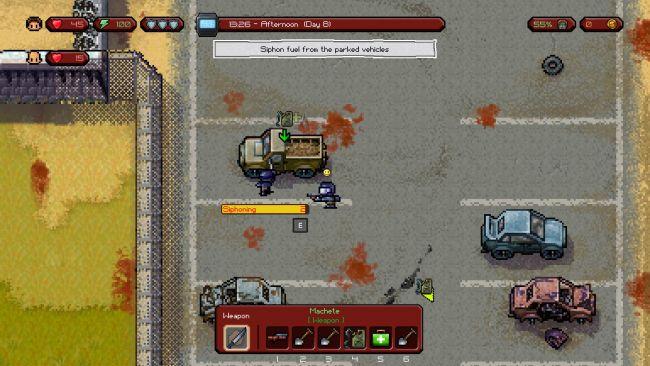The Escapists The Walking Dead - Screenshots - Bild 29