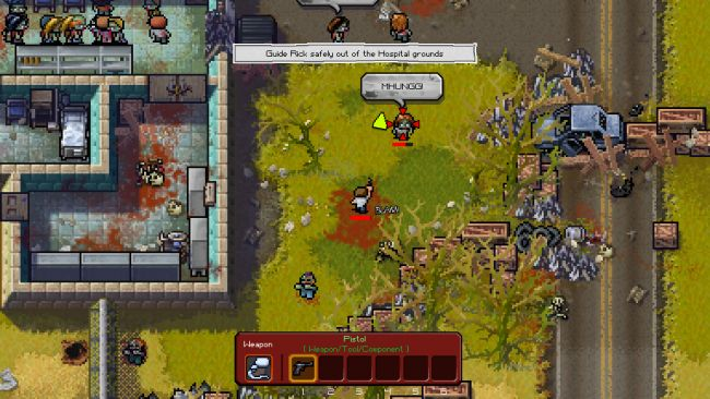 The Escapists The Walking Dead - Screenshots - Bild 26