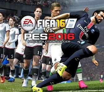 FIFA 16 vs. PES 2016 - Special
