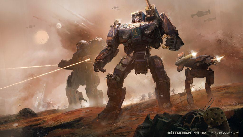 Battletech: Paradox wird Publisher der Rundenstrategie