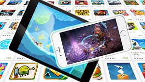 Smartphone-Spiele