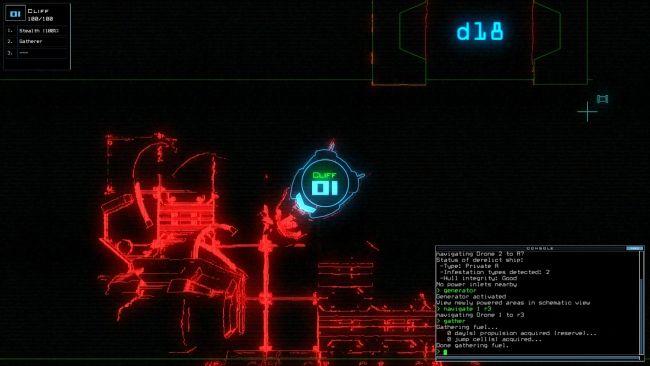 Duskers - Screenshots - Bild 12