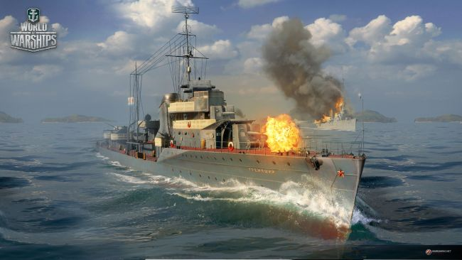 World of Warships - Screenshots - Bild 6