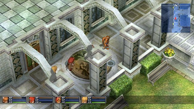 The Legend of Heroes: Trails in the Sky SC - Screenshots - Bild 1