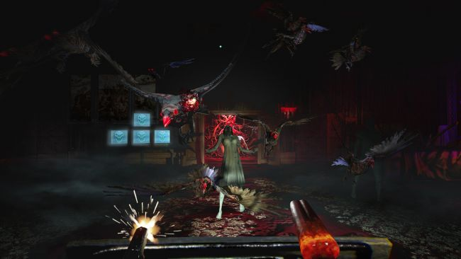 Until Dawn: Rush of Blood - Screenshots - Bild 3