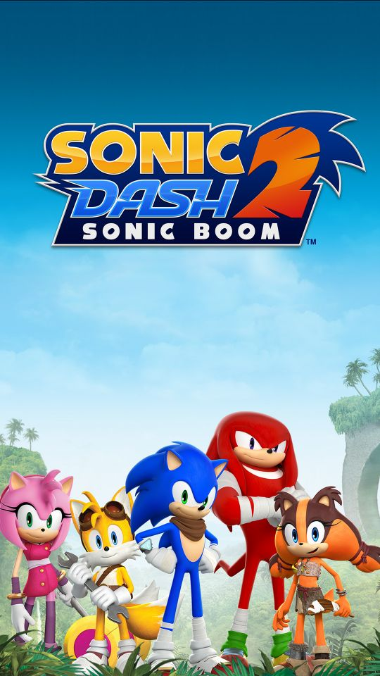 Sonic Dash 2: Sonic Boom - Screenshots - Bild 1