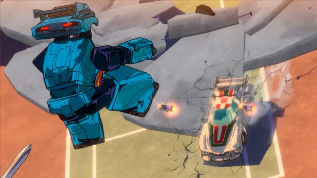 Transformers: Devastation - Screenshots - Bild 9