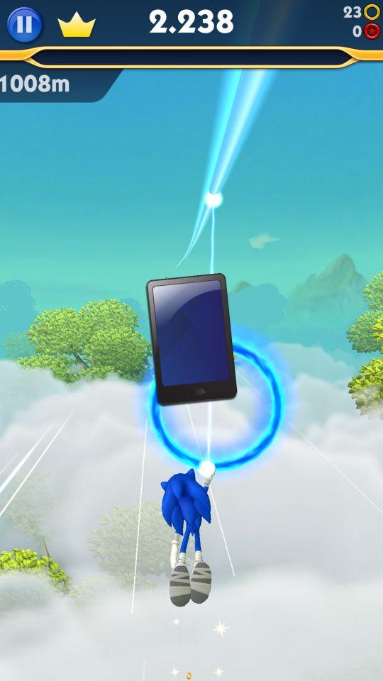 Sonic Dash 2: Sonic Boom - Screenshots - Bild 5
