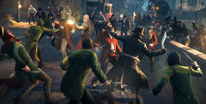 Assassin's Creed: Syndicate - Test