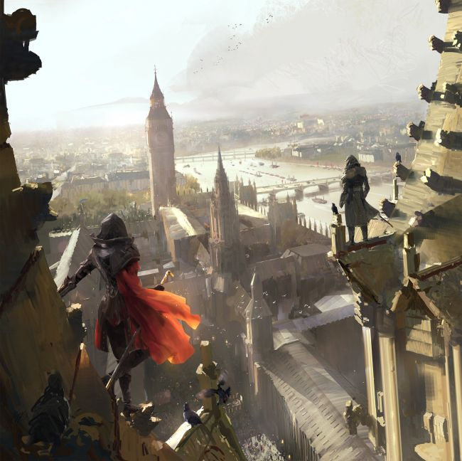 Assassin's Creed: Syndicate - Artworks - Bild 6