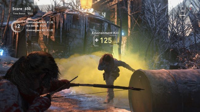 Rise of the Tomb Raider - Screenshots - Bild 4