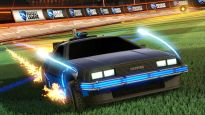 Rocket League - DLC: Back to the Future Car Pack - Screenshots - Bild 1