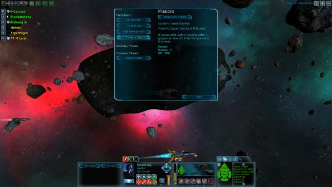 CERES - Screenshots - Bild 1
