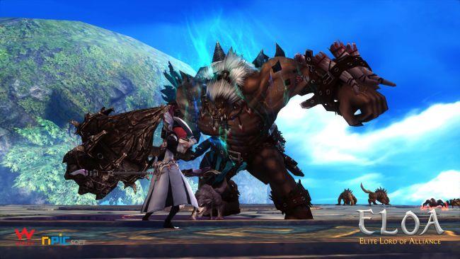 ELOA: Elite Lord of Alliance - Screenshots - Bild 5