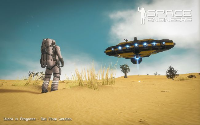 Space Engineers - Screenshots - Bild 1