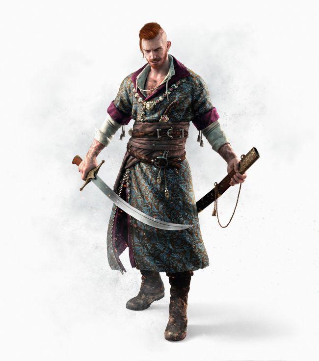The Witcher 3: Wild Hunt - DLC: Hearts of Stone - Artworks - Bild 3