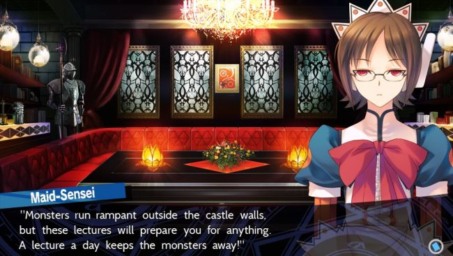 Dungeon Travelers 2: The Royal Library and The Monster Seal - Screenshots - Bild 1