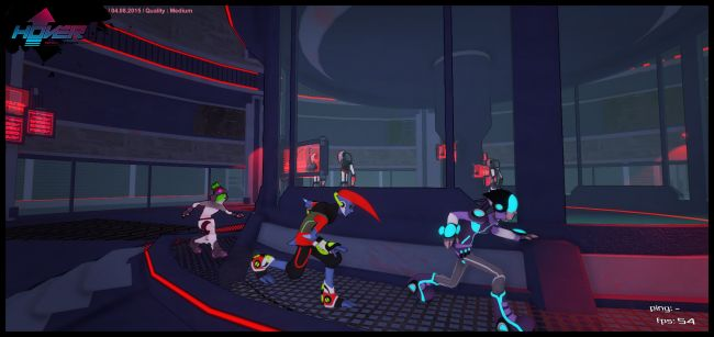 Hover: Revolt of Gamers - Screenshots - Bild 4