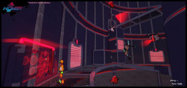 Hover: Revolt of Gamers - Screenshots - Bild 3