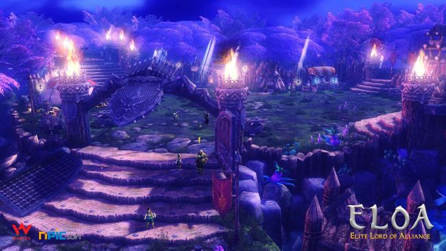 ELOA: Elite Lord of Alliance - Screenshots - Bild 1