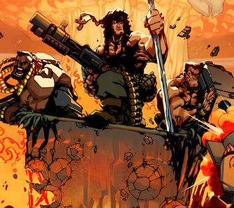Broforce - Test