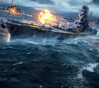 World of Warships - Test