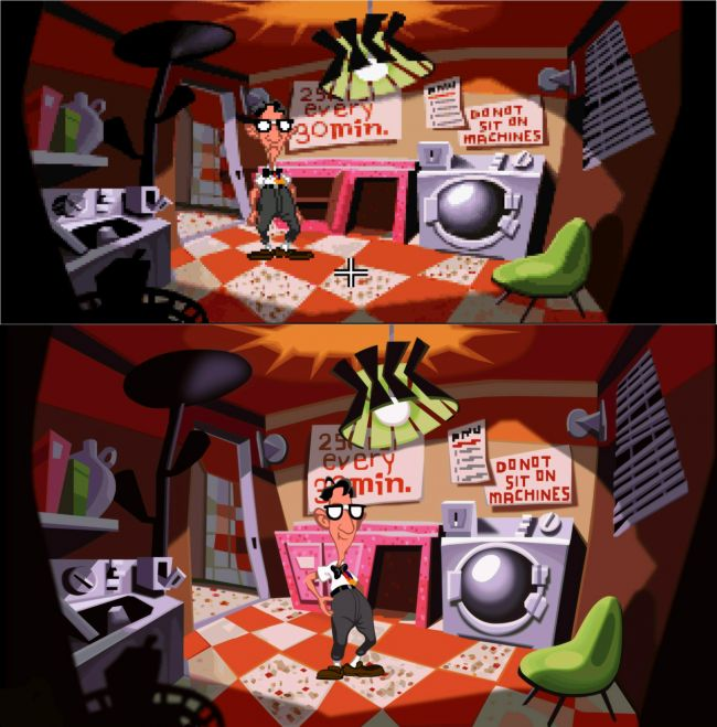 Day of the Tentacle: Remastered - Screenshots - Bild 7