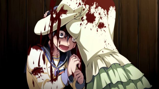 Corpse Party: Blood Drive - Screenshots - Bild 2