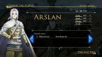 Arslan: The Warriors of Legend - Screenshots - Bild 2