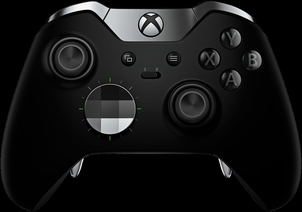 xbox one elite controller microsofts edel gamepad test von gameswelt. Black Bedroom Furniture Sets. Home Design Ideas