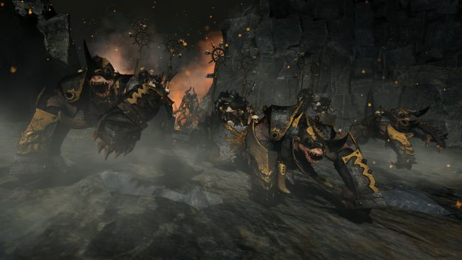 Total War: Warhammer - DLC: Chaoskrieger - Screenshots - Bild 1