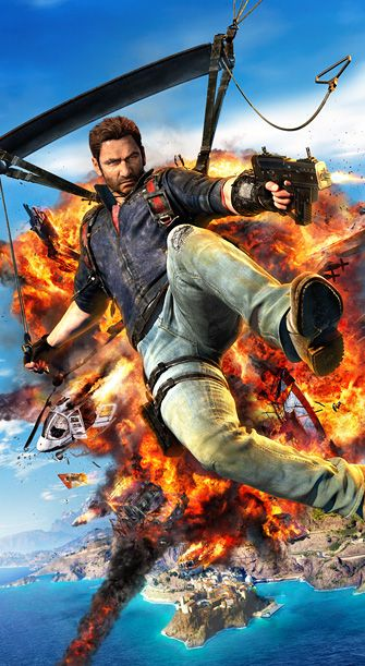 Just Cause 3 - Test