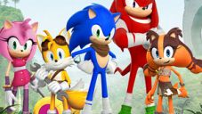 Sonic Dash 2: Sonic Boom - Screenshots