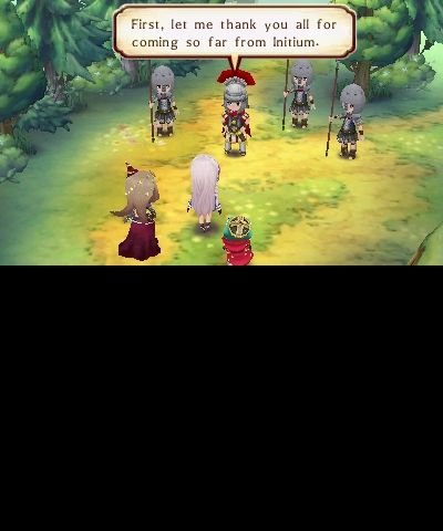 The Legend of Legacy - Screenshots - Bild 1