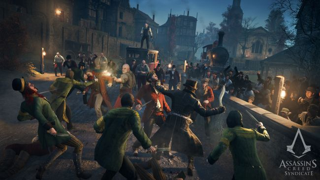 Assassin's Creed: Syndicate - Screenshots - Bild 1