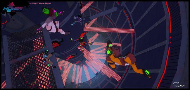 Hover: Revolt of Gamers - Screenshots - Bild 7