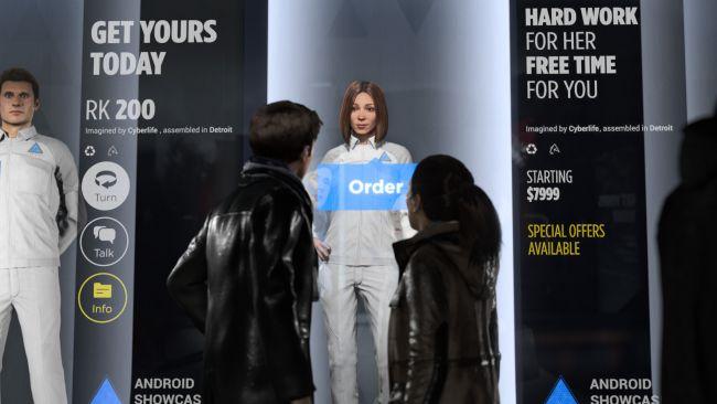 Detroit: Become Human - Screenshots - Bild 5