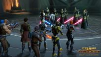 Star Wars: The Old Republic - Knights of the Fallen Empire - Screenshots - Bild 17