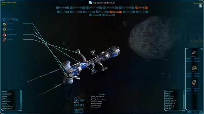 CERES - Screenshots - Bild 4