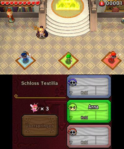 The Legend of Zelda: Tri Force Heroes - Screenshots - Bild 13